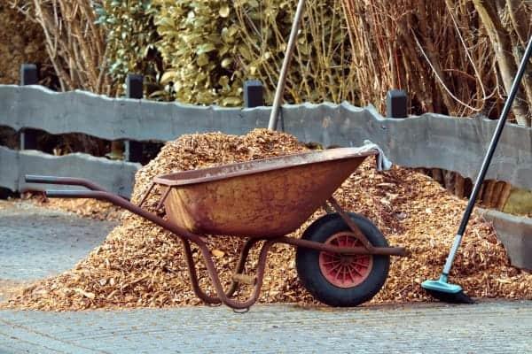 mulch yards