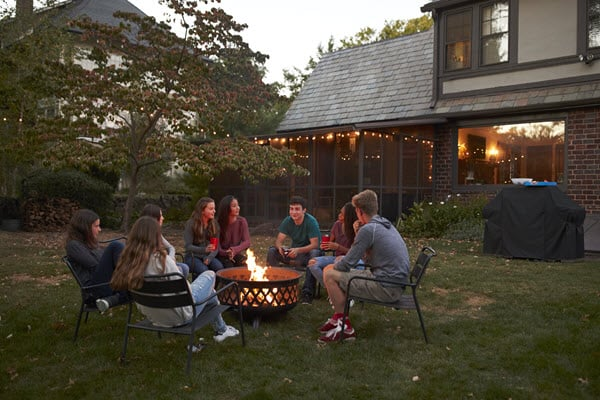 Are Backyard Fire Pits Legal Backyardscape