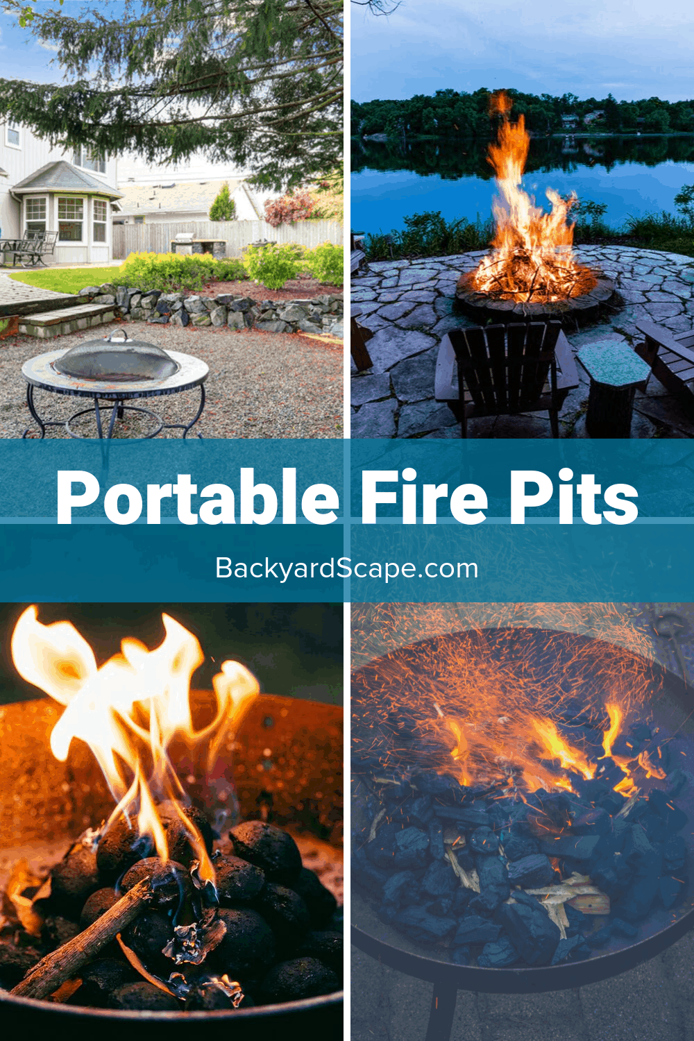 How Portable Fire Pits Work: a Step-by-Step Guide ...