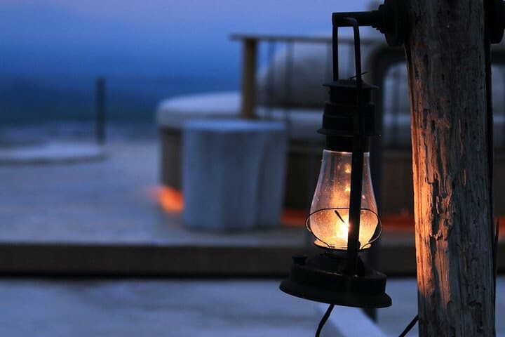 outdoor wall lighting ideas
