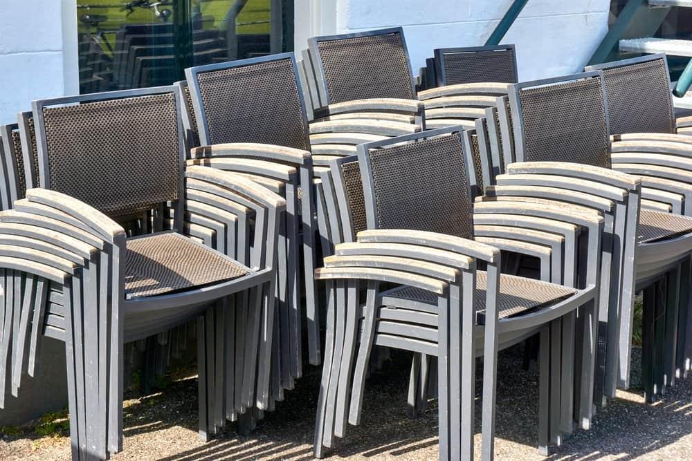 patio mesh furniture