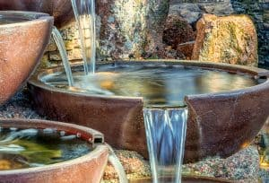water fountain bowls