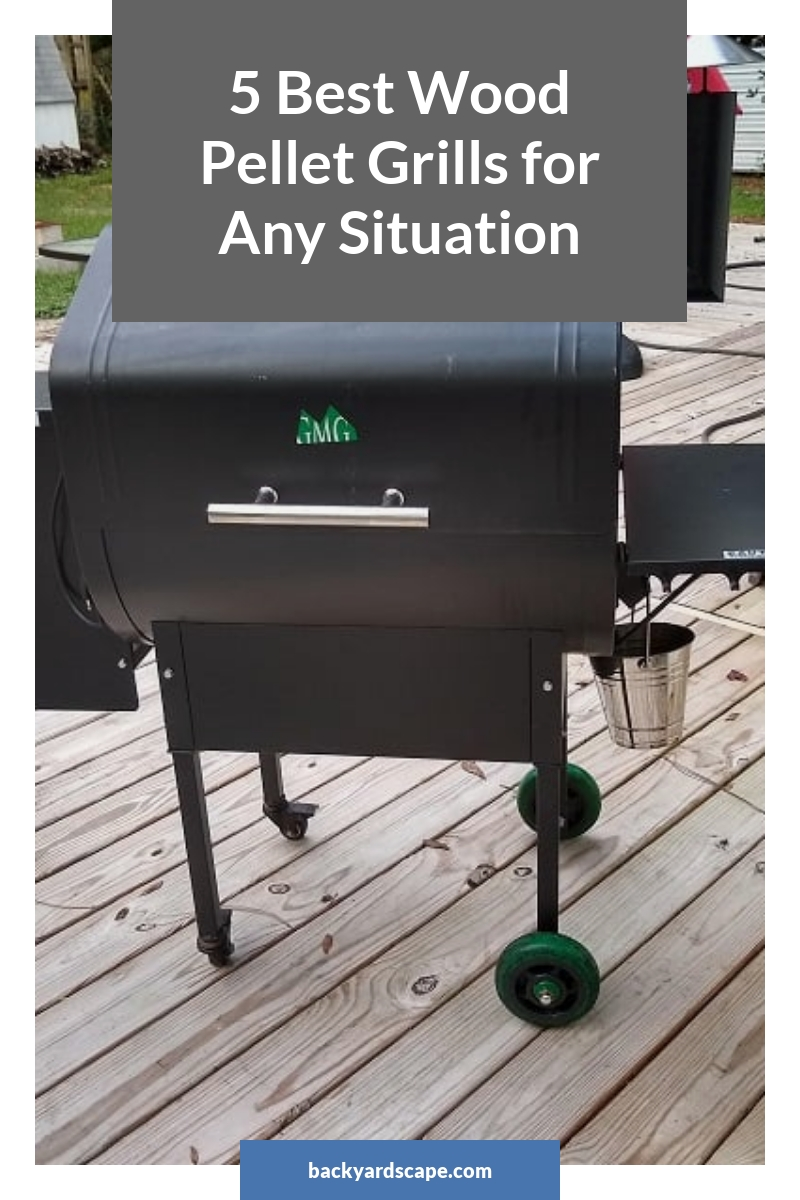 5 Best Wood Pellet Grills for Any Situation