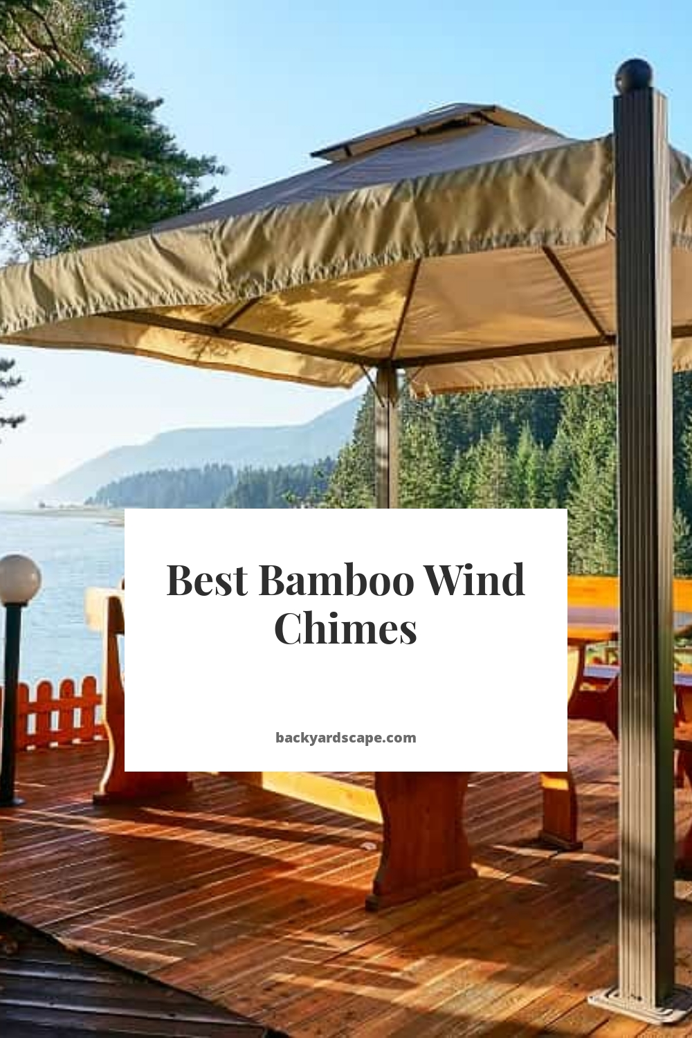 Best Bamboo Wind Chimes