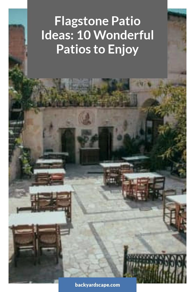Flagstone Patio Ideas: 10 Wonderful Patios to Enjoy